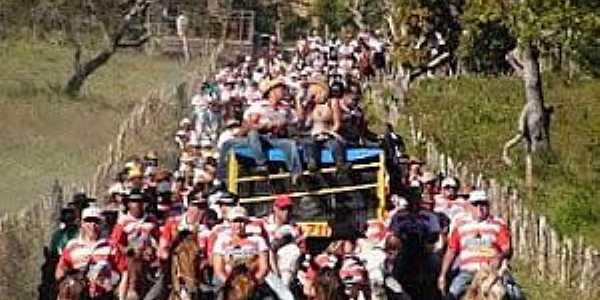 Cabaceiras do Paraguaçu-BA-XIV Cavalgada da Independência-Foto:Anderson Bella