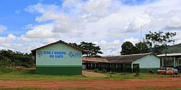 Imagens da cidade de Vila Rica - MT