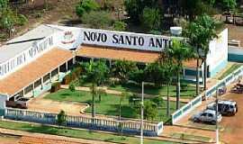 Novo Santo Ant�nio - Novo Santo Ant�nio - MT