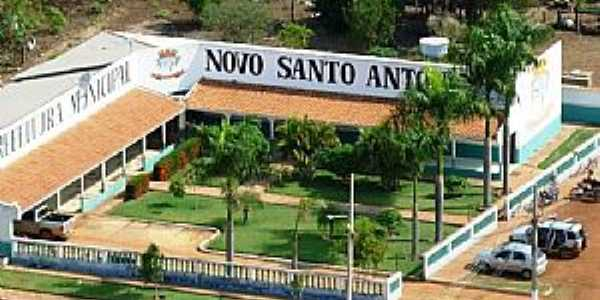 Novo Santo Antônio - MT