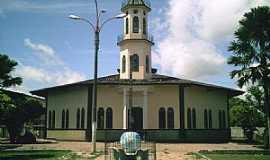 Abaetetuba - Abaetetuba-PA-Igreja de Santa Rosa-Foto:Rui Santos