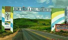 Abel Figueiredo - Abel Figueiredo-PA-Pórtico de entrada da cidade-Foto:Portal Sentinela