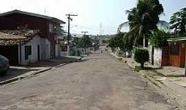 Acará - Acará-PA-Rua Benjamin Constant-Foto:joelsvaz