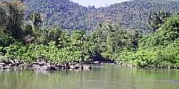 Lago Água Azul do Norte-Foto:nacaoturismo.