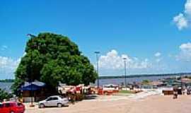 Almeirim - Praça da Cabanagem foto por Heraldo Amoras (Panoramio)