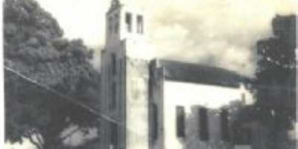igreja cat�lica - antiga, Por Moises