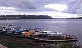 Altamira - Altamira-PA-Barcos na margem do Rio Xingu-Foto:★Ƹ̵̡Ӝ̵̨̄Ʒ CECILIA ♥♫