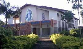 Altamira - Altamira-PA-Igreja da Imaculada Conceição-Foto:★Ƹ̵̡Ӝ̵̨̄Ʒ CECILIA ♥♫