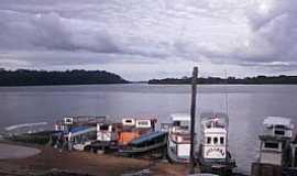 Altamira - Altamira-PA-Porto 6 no Rio Xingu-Foto:★Ƹ̵̡Ӝ̵̨̄Ʒ CECILIA ♥♫