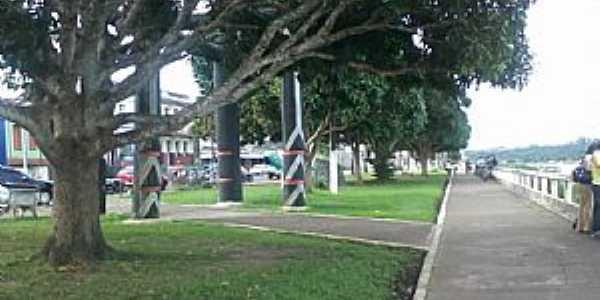 Altamira-PA-Av.João Pessoa na Orla do Cais-Foto:★Ƹ̵̡Ӝ̵̨̄Ʒ CECILIA ♥♫