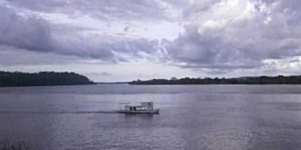 Altamira-PA-Barquinho no Rio Xingu-Foto:★Ƹ̵̡Ӝ̵̨̄Ʒ CECILIA ♥♫