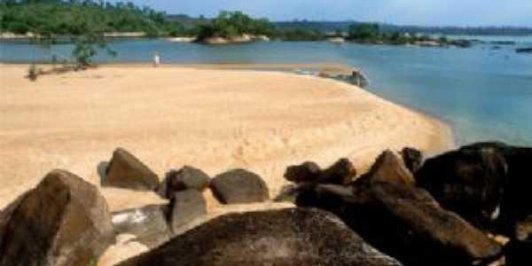 Praias no rio Xingu, Por Portal Pérola do Xingu