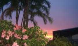 Ananindeua - Pôr do sol visto da Cidade Nova, Por Fernando Macedo