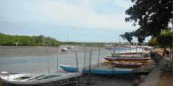 Porto de Cacha Pregos, Por Edeilza Santos