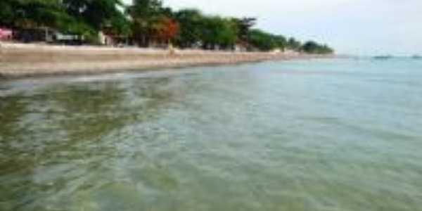 Praia de Cacha pregos, Por Edeilza Santos