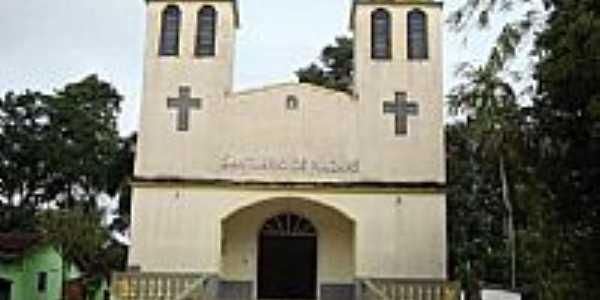 Santuario de Nazaré por Jackson Campos Guimarães