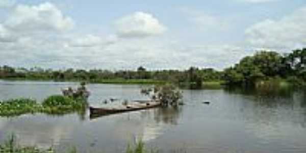 Apinagés-PA-Aldeia Apinagés, às margens do Rio Araguaia-Foto:Roberto Franco