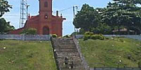 Igreja em Arapixuna-Foto:rufino