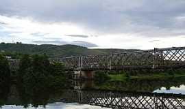 Cachoeira - Ponte D. Pedro II