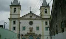 Cachoeira - Igreja matriz, Por Josevaldo Oliveira