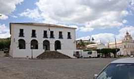 Cachoeira - Casa de Câmara e Cadeia de Cachoeira-Foto:Henrique de BORBA