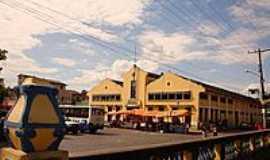 Cachoeira - Mercado Municipal em Cachoeira-Foto:Henrique de BORBA