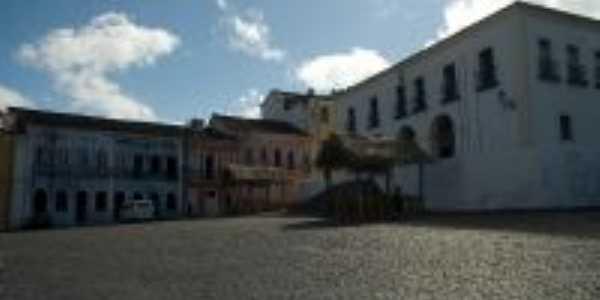 Camara de vereadores e antiga cadeia Publica, alem de museu, Por Josevaldo Oliveira