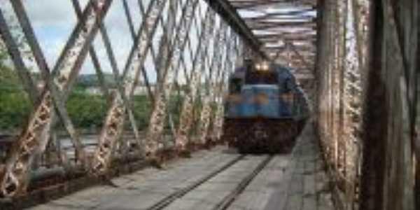 Ponte Dom Pedro segundo, Por Josevaldo Oliveira