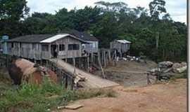 Aruri - Aruri-PA-Casas de Palafitas-Foto:nsilveirasp