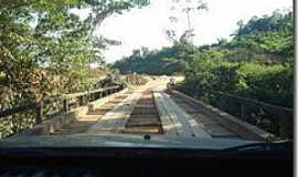 Aruri - Aruri-PA-Ponte sobre o Rio Aruri-Foto:nsilveirasp