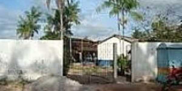 Escola Benedito Cardoso de Athaíde-Foto:bcaturiai