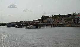 Bannach - Bannach-PA-Porto da cidade-Foto:Caio César Oliveira