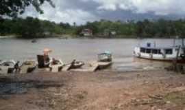 Barcarena - Rabetas no rio S�o Francisco, Por Fernando Macedo