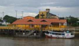 Barcarena - Estação Hidroviária em 2010., Por Fernando Macedo