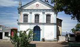 Barcarena - Igreja de Vila do Conde em Barcarena-PA-Foto:Carlos Fernando Mace�