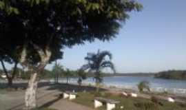 Barcarena - Praça da Matriz, com vista do Rio Mucuruçá - Barcarena - Pará, Por Odaléia Magno