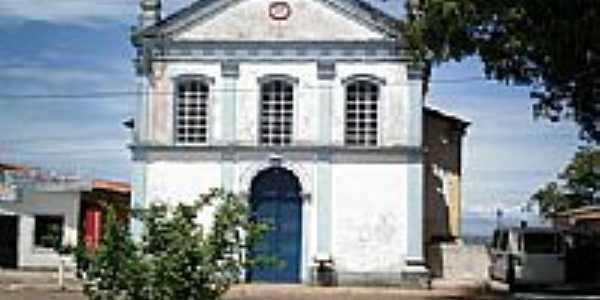 Igreja de Vila do Conde em Barcarena-PA-Foto:Carlos Fernando Mace�