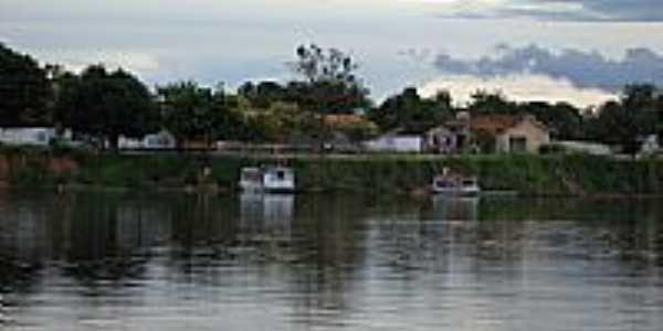 Vista da  Vila de Barreiras-Foto:Jota Parente