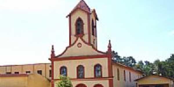 Matriz de São Miguel Arcanjo-Foto:Vicente A. Queiroz