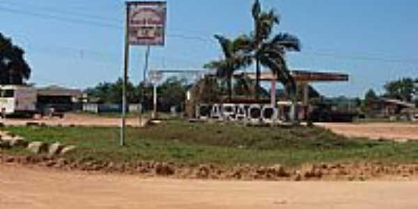 Bela vista do Caracol-PA-Bem Vindos à Vila Caracol-Foto:dalcio e marilda beregula