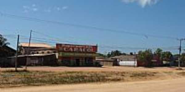 Bela vista do Caracol-PA-Comércio na Vila Caracol-Foto:dalcio e marilda beregula
