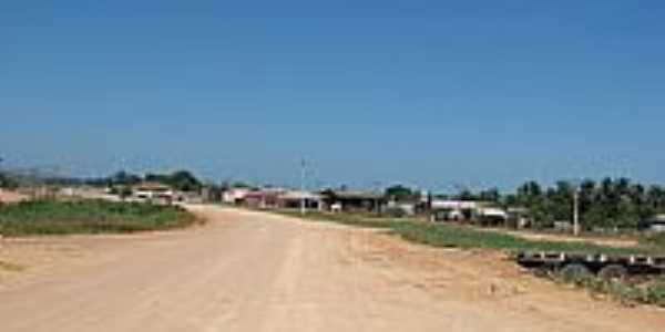 Bela vista do Caracol-PA-Vista da Vila Caracol-Foto:dalcio e marilda beregula