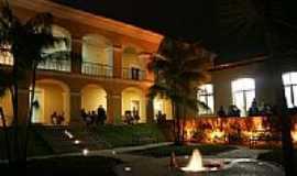 Bel�m - Imagem noturna da Casa das 11 Janelas em Bel�m-PA-Foto:R & F Faraon