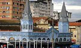 Belém - Mercado Ver o Peso em Belém-PA-Foto:André Bonacin