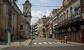 Belém - Rua Frutuoso Guimarães em Belém-PA-Foto:Odilson Sá