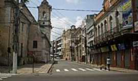 Bel�m - Rua Frutuoso Guimar�es em Bel�m-PA-Foto:Odilson S�