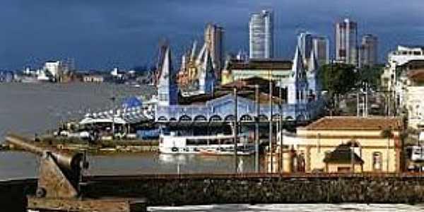 Bel�m-PA-Mercado Ver-o-Peso-Foto:viajeaqui.abril.com.br