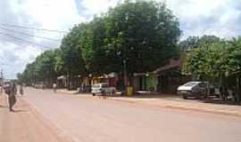Belterra - Avenida em Belterra-PA-Foto:Juan Azevedo