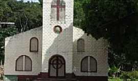 Belterra - Igreja de Santa Luzia em Belterra-Foto:J. HELDER S. ARAUJO