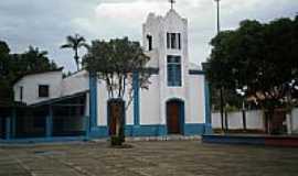 Benfica - Igreja da Vila de Benfica-PA-Foto:Carlos Fernando Mace…